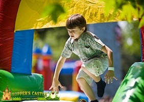 Bouncy Castle Rental in Brampton